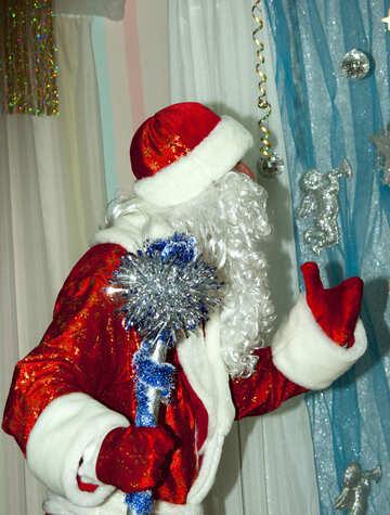 The Santa Claus №9831