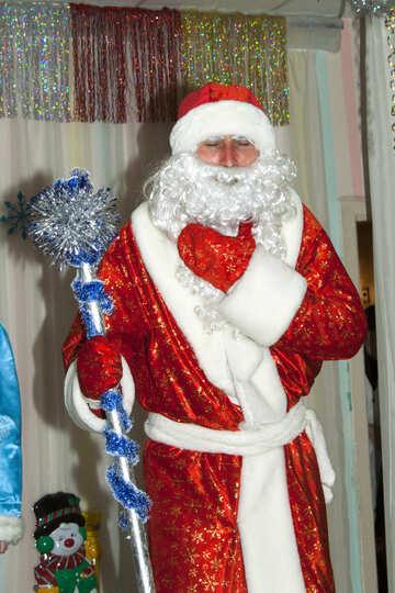 Santa Claus №9871