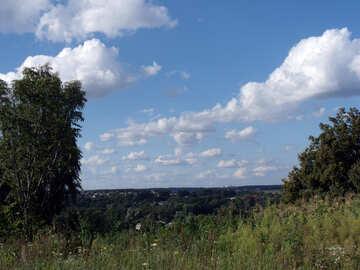 Clouds №9634