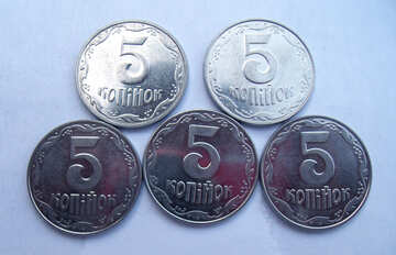 Ukrainian  coins  №9518