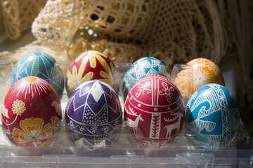 Preparation  for  Easter №9725