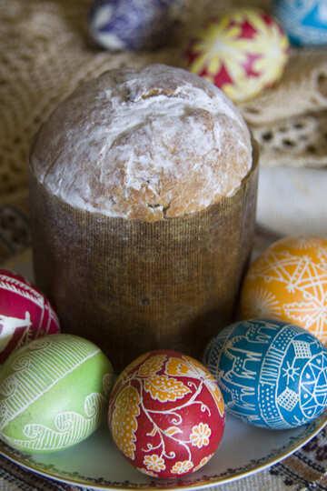 Easter  Cake №9726