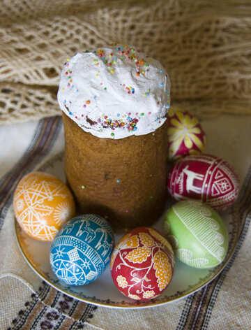 Celebration  Easter №9723