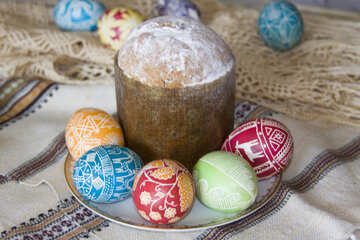 Delicious  Food  for  Easter №9674