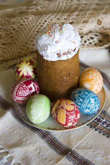 Easter  Dessert №9698