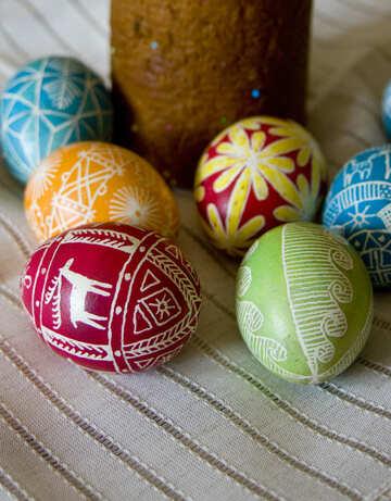 Easter  eat №9677