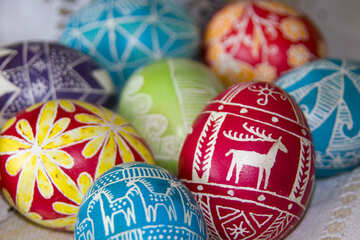 Eggs  for  Easter №9688