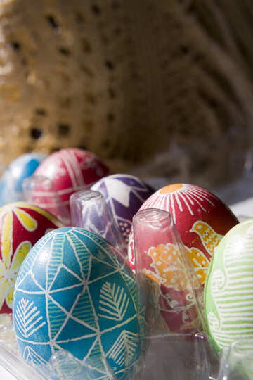 Easter  eggs №9724