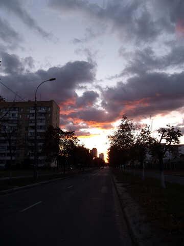 Sera  cielo №9995