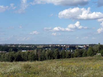 Rural  panorama №9622
