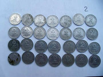 Coin  №9508