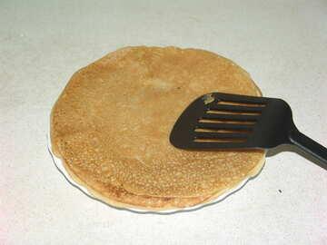 Fresh  affected  pancake №9053