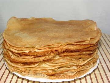 Molti  pancake №9045