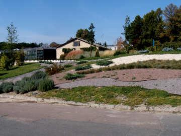 Plan  für  Landschaft  Entwurf №9980