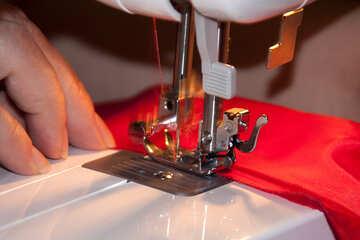 Sewing  machine №9176