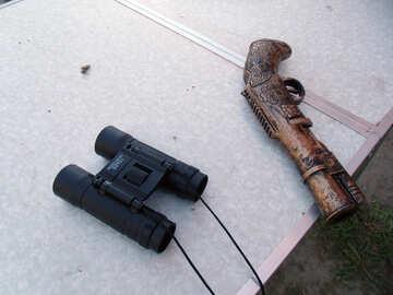 Bambini  binocolo  e  pistola №9333
