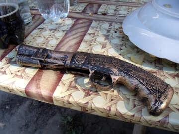 Children  gun №9339