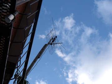 Television  antenna №9579