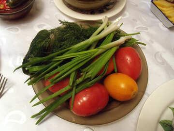 Salad №9960