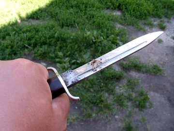 Army  knife №9526