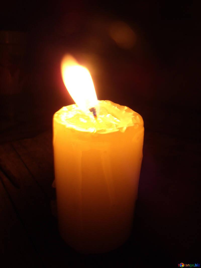 Candle №9537