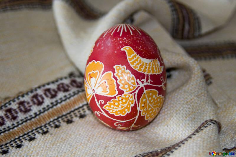 Easter  Egg   №9702