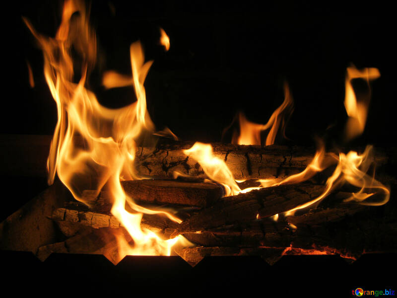 Flame  wallpapers  №9381