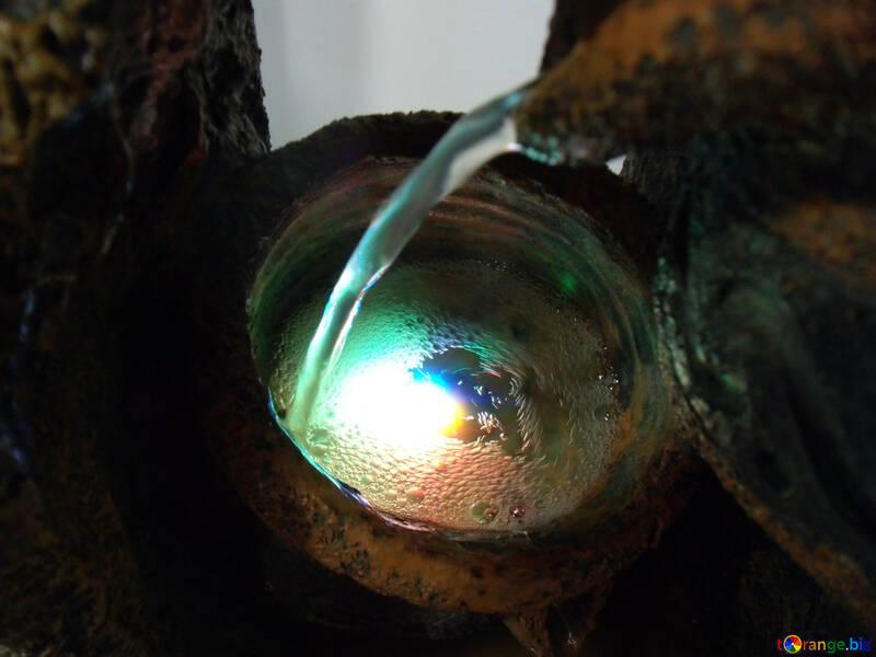 Decorative  fountain №9458