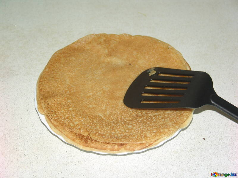 Fresh  affected  pancake №9053