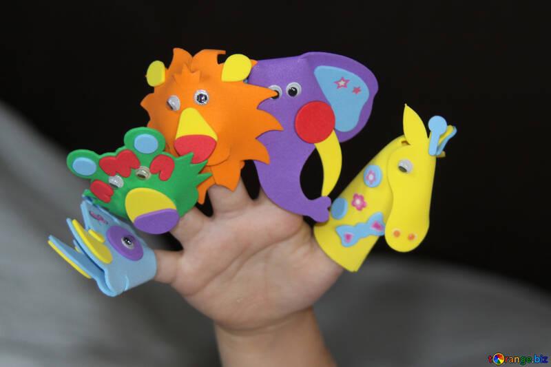 Finger  Toys №9555