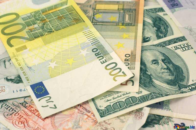 Money background №17138