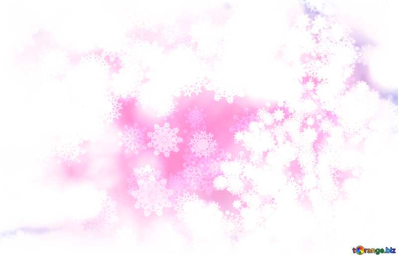 Christmas background pink №40703