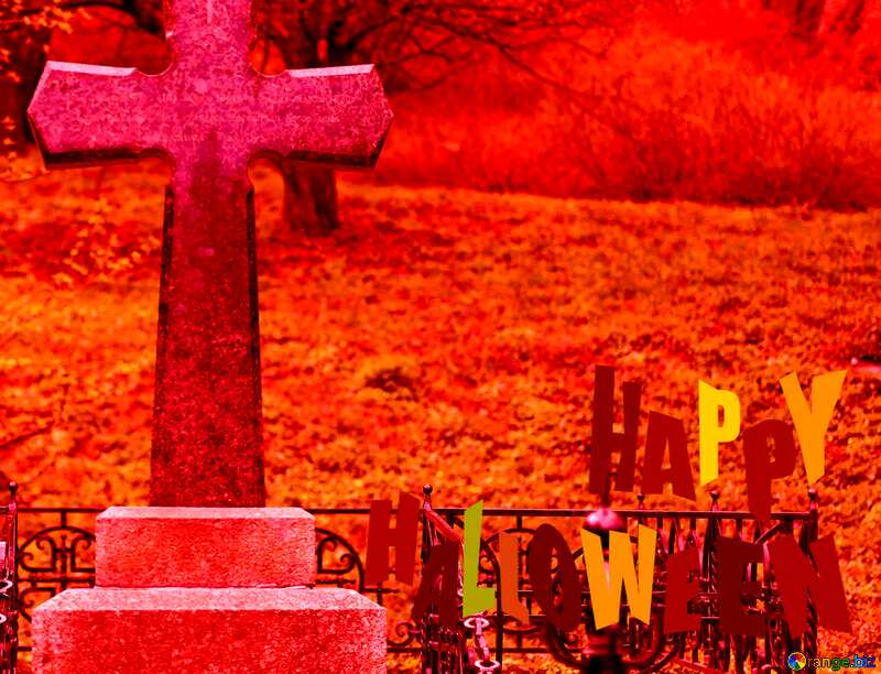 The old tomb halloween №39887