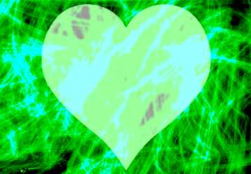 Die Wirkung der Spiegel. Die Wirkung von viel Licht. Bruchstück. Liebe Hintergrund.