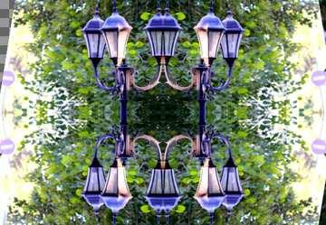 Very Vivid Colours. Fragment. Frame Pattern.