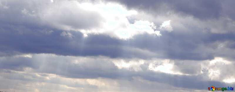 Обложка. Осенние облака. №3525