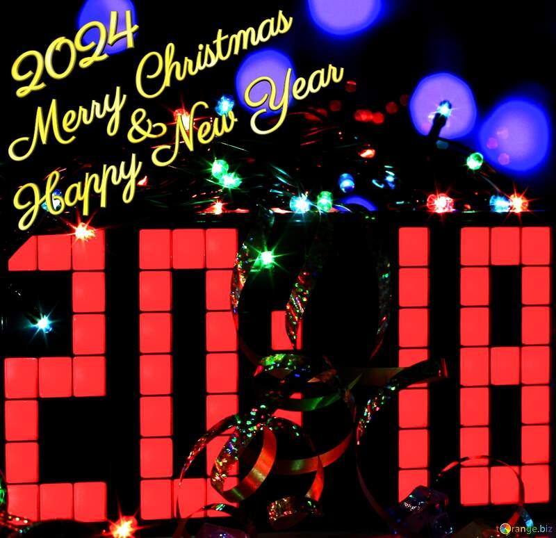 Happy new years 2021  2018 №48284