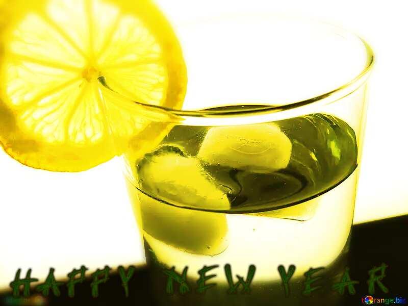 lemon winter  holiday drink №16129