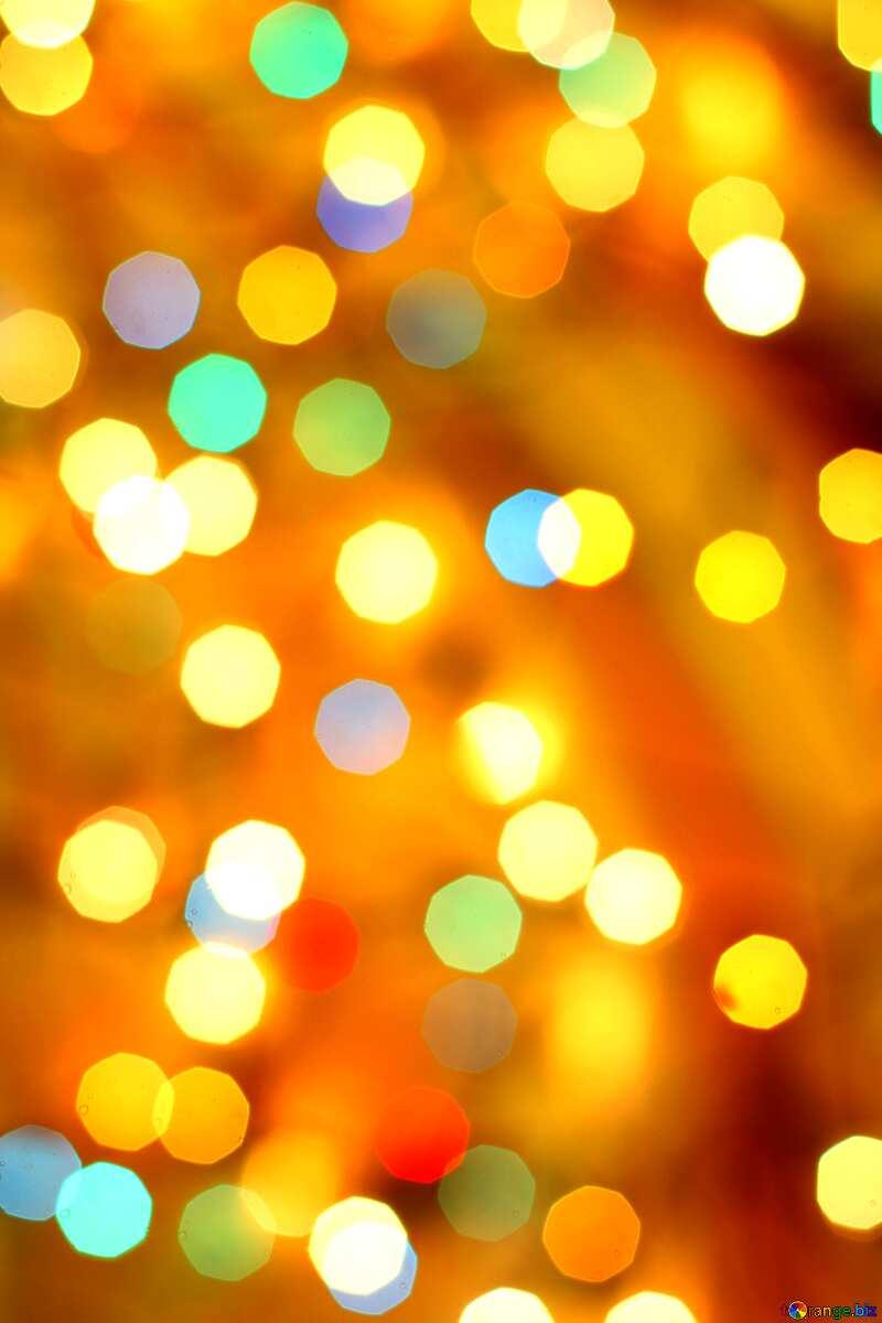 Color lights background     №24617