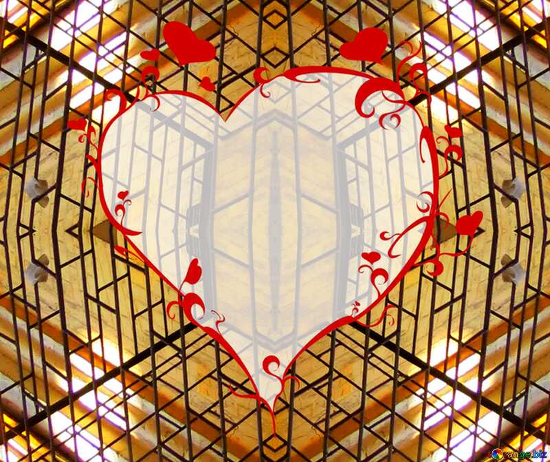 Сердце за решеткой №41272