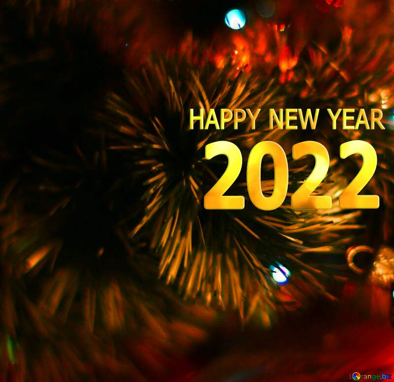 happy new year 2021  Ball №37838