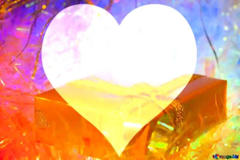 Christmas Magic love background №6536