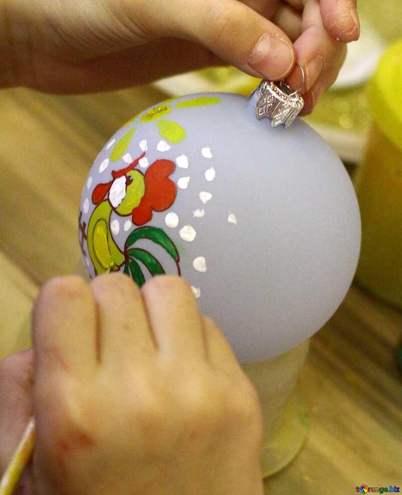Christmas decoration made №49404
