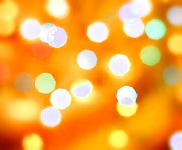 Bokeh lights background