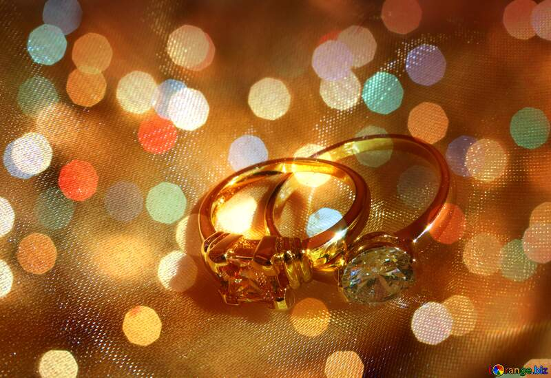 Winter Wedding card background      №18236