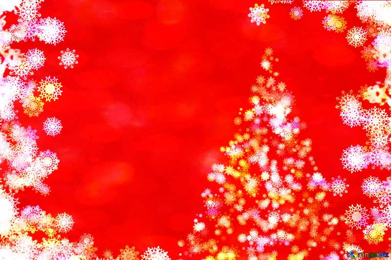 Christmas colorful background     №40732