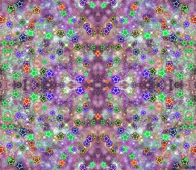 Gala background pattern №39926