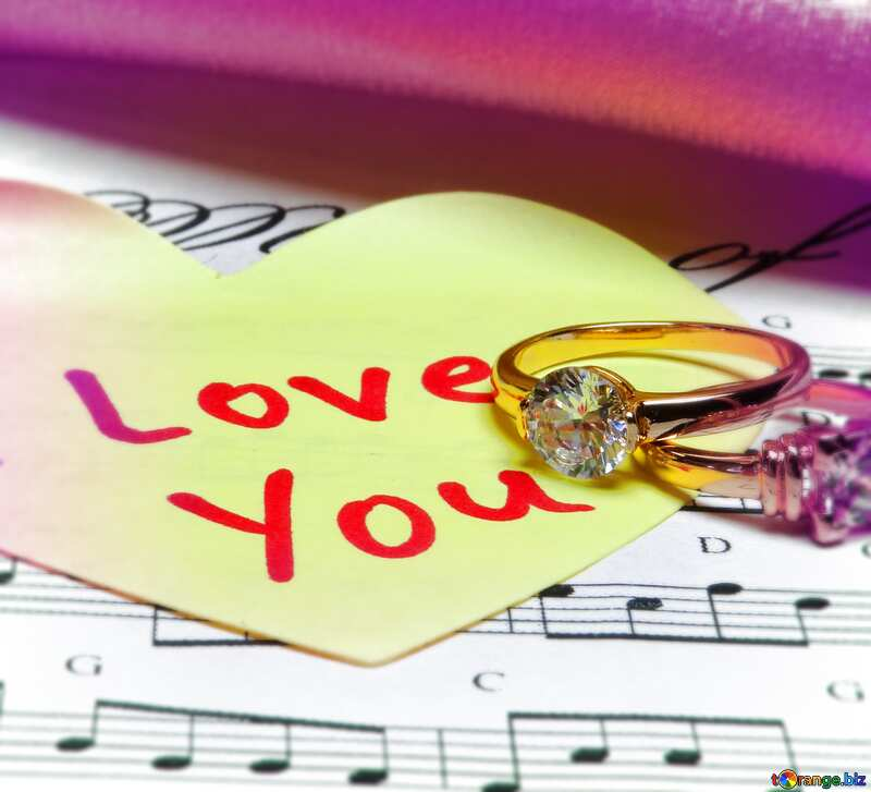 Music love card №18220