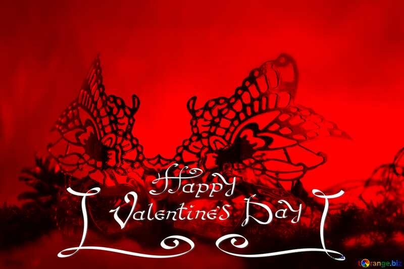 Masquerade happy valentines day №17905