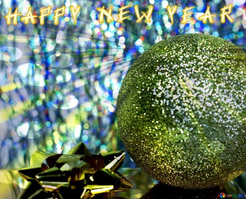 sunlight happy new year Christmas card №6574